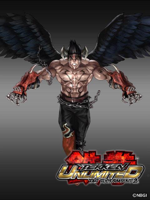 tekken 5 comment avoir devil jin